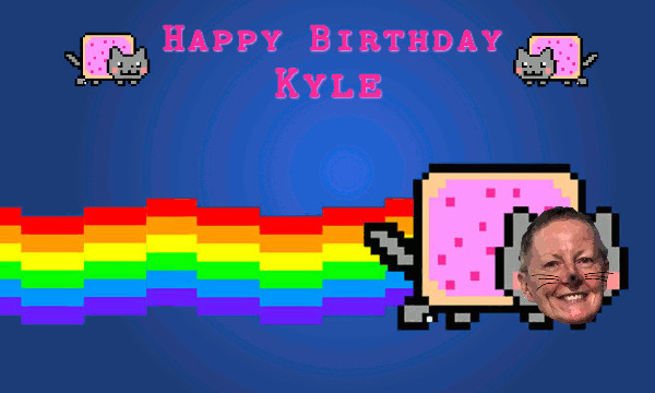 Happy Birthday Kyle