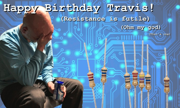 Happy Birthday Travis