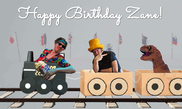 Happy Birthday Zane